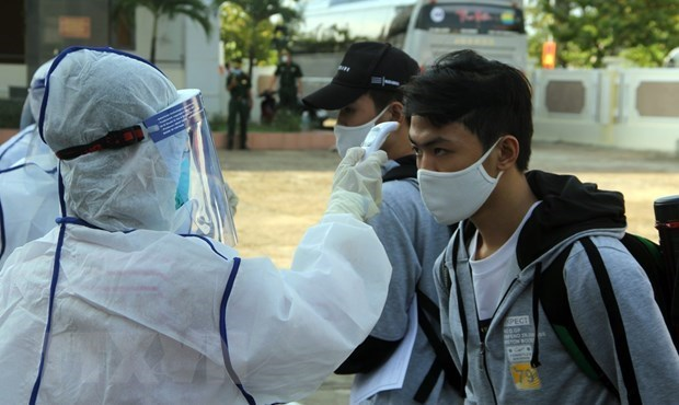 越南新增1例输入性新冠肺炎确诊病例 hinh anh 1