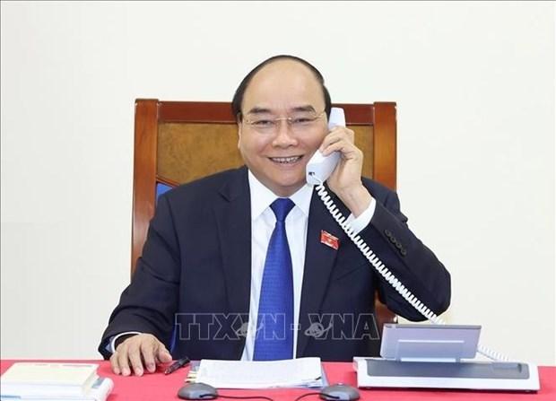 越通社评选一周要闻(2020.11.2—2020.11.8) hinh anh 1