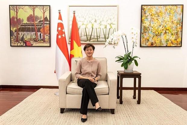 2020年东盟主席年:新加坡媒体高度评价越南在多方面所取得的成功 hinh anh 1