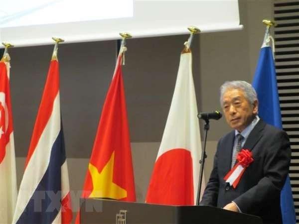 东盟-日本中心秘书长高度评价越南2020年东盟轮值主席国的作用 hinh anh 1