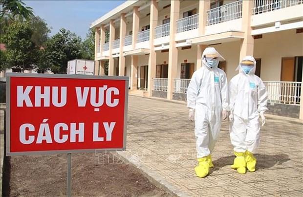 越南新增10例输入性病例 入境后立即被隔离 hinh anh 1