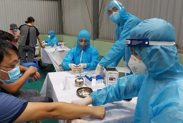 11日上午越南无新增新冠肺炎确诊病例 hinh anh 1