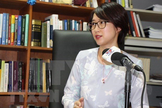 外国专家:越南在2020东盟轮值主席年内取得许多成果 hinh anh 1