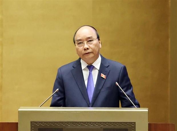 阮春福总理:有才华、有能力的人须得到重用 hinh anh 1