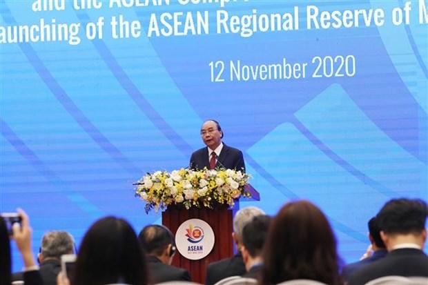 ASEAN 2020:团结与合作是东盟成功之钥 hinh anh 1