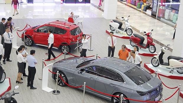 越南汽车市场的增速贴近两年来最高水平 hinh anh 1