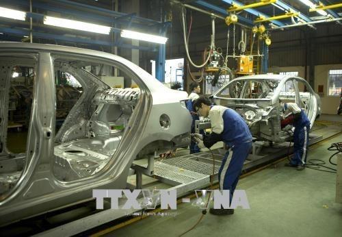 俄罗斯希望通过越南寻找打入东盟汽车市场之路 hinh anh 1