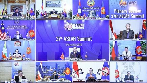 东盟努力促进地区互联互通与可持续发展 hinh anh 1