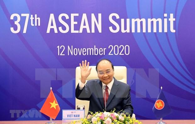 ASEAN 2020:美国学者高度评价越南担任2020年东盟轮值主席国的作用 hinh anh 1