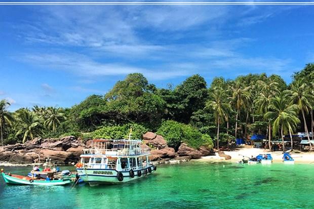 集中精力把富国发展成为海洋岛屿旅游之城 hinh anh 1