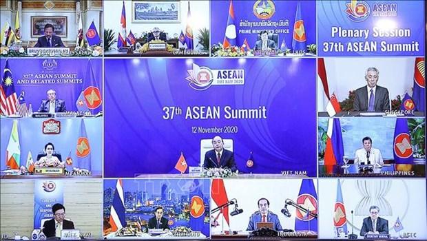 ASEAN 2020:泰国朱拉隆功大学专家高度评价越南的作用 hinh anh 1