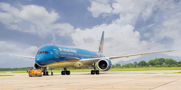 第十三号台风逼近 中部地区部分机场临时关闭许多航班被取消 hinh anh 1