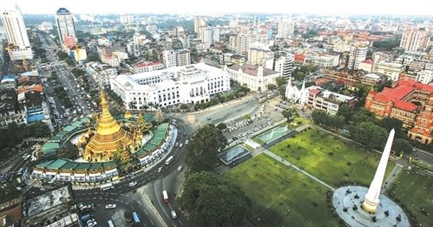 2020年10月份缅甸的贸易总值达逾20亿美元 hinh anh 1