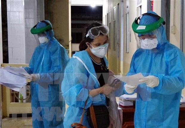 11月14日上午越南无新增新冠肺炎确诊病例 hinh anh 1