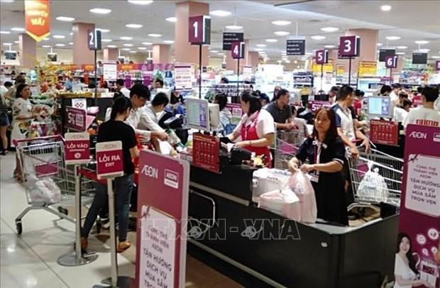 日本零售商在越发展的好时机 hinh anh 1