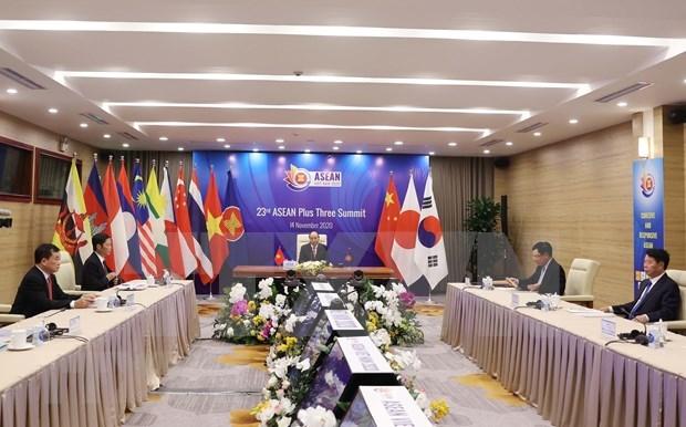 ASEAN 2020:为东盟企业带来更多新机会 hinh anh 1