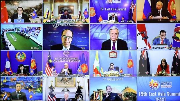 ASEAN 2020:印尼建议EAS树立战略互信 hinh anh 1