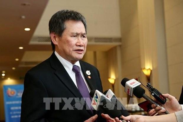 """东盟秘书长林玉辉:RCEP正式签署 成为一个 """"历史性事件"""" hinh anh 1"""