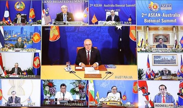 菲律宾强调东盟与澳大利亚共同目标是维护东海和平稳定 hinh anh 1