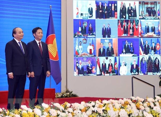ASEAN 2020: 新加坡专家评价RCEP是东盟的重要里程碑 hinh anh 1