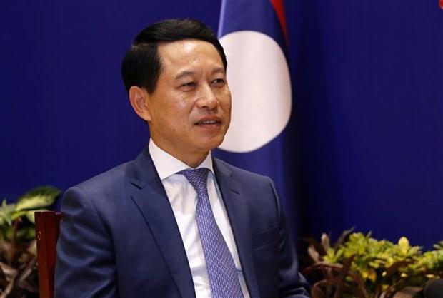 老挝高度评价越南为提升东盟在各国际场合中的作用所做出的的贡献 hinh anh 1