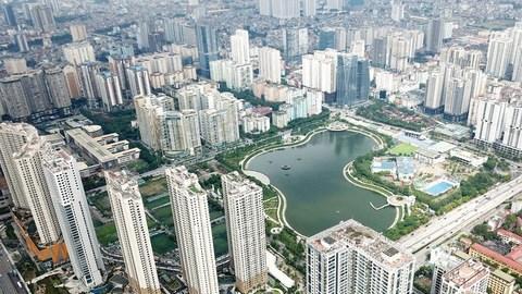 疫情背景下河内与胡志明市房价仍保持上涨态势 hinh anh 1