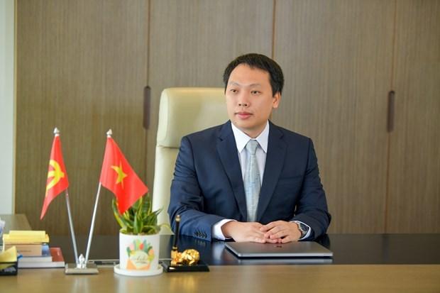 越南信息与传媒部迎来一位新副部长 年龄37岁 hinh anh 1