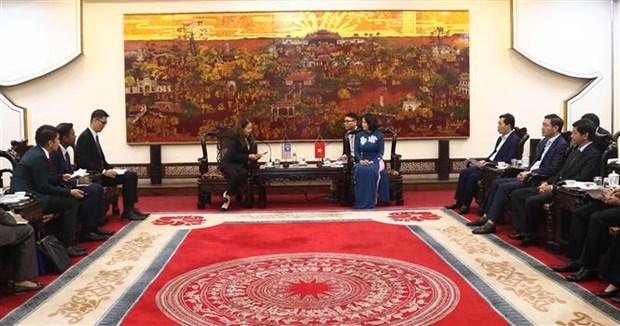 越南北宁省与马来西亚加强贸易投资领域合作 hinh anh 2