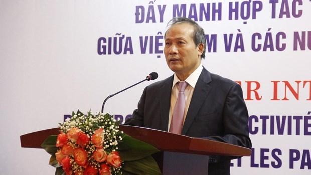 越南与非洲法语国家合作前景广阔 hinh anh 1
