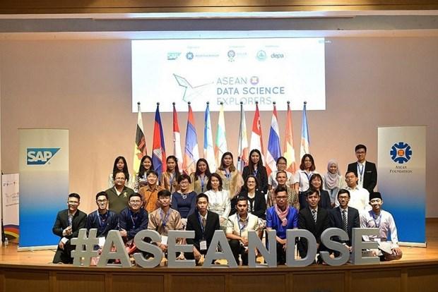 越南在2020年东盟数据科学探索大赛赢得一等奖 hinh anh 1