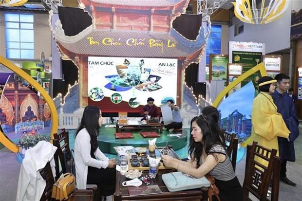 2020年越南最具规模国际旅游展正式开幕 hinh anh 1