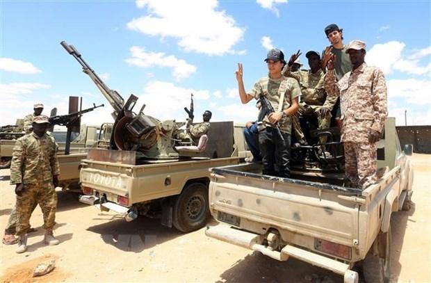 越南和印尼希望利比亚尽早恢复和平和稳定 hinh anh 1