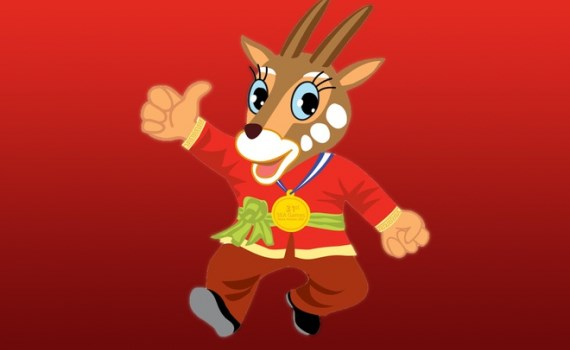 第31届东南亚运动会会徽和吉祥物设计大赛结果揭晓 hinh anh 2