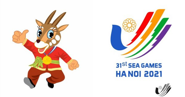 第31届东南亚运动会会徽和吉祥物设计大赛结果揭晓 hinh anh 1