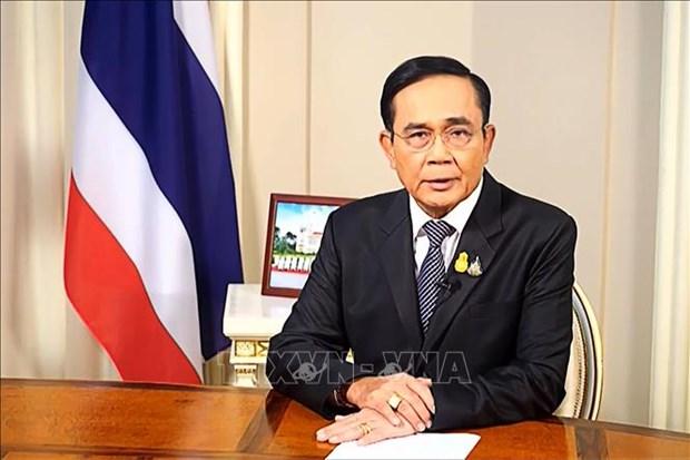 APEC 2020:泰国总理呼吁商业领袖在新冠肺炎疫情结束后为经济复苏创造动力 hinh anh 1