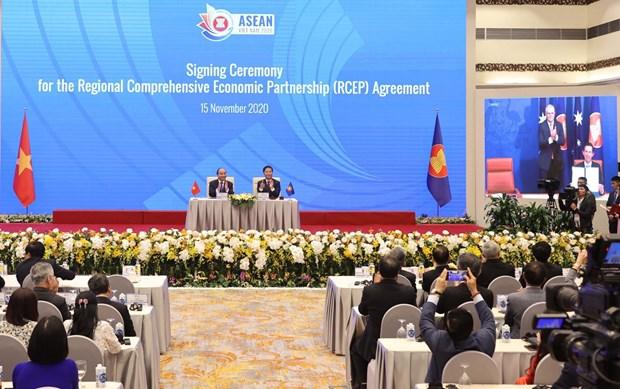 越南作为2020年东盟轮值主席国任期内澳大利亚与东盟关系比以往任何时候都更紧密 hinh anh 1