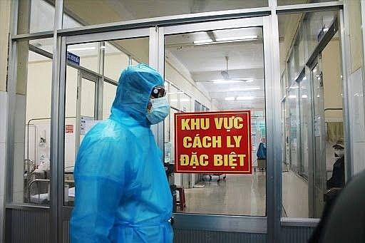 越南新增5例输入性病例 累计确诊病例1312例 hinh anh 1