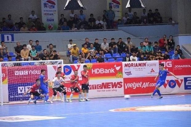 2020年国家HDBank杯室内五人制足球锦标赛正式启动 hinh anh 1