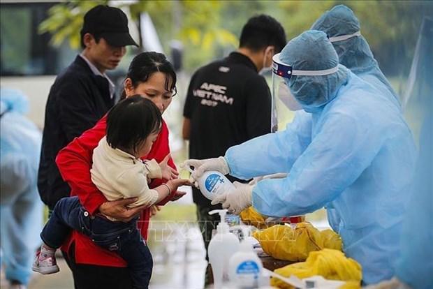 越南卫生部部长:新冠肺炎疫情从各国传入越南的风险极大 hinh anh 1