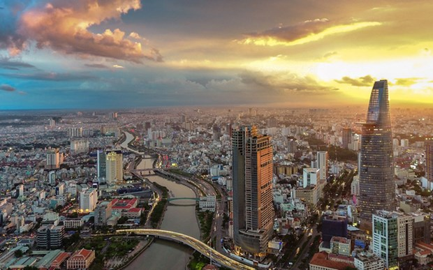 """国际媒体解释越南经济实现""""逆势""""正增长的原因 hinh anh 1"""