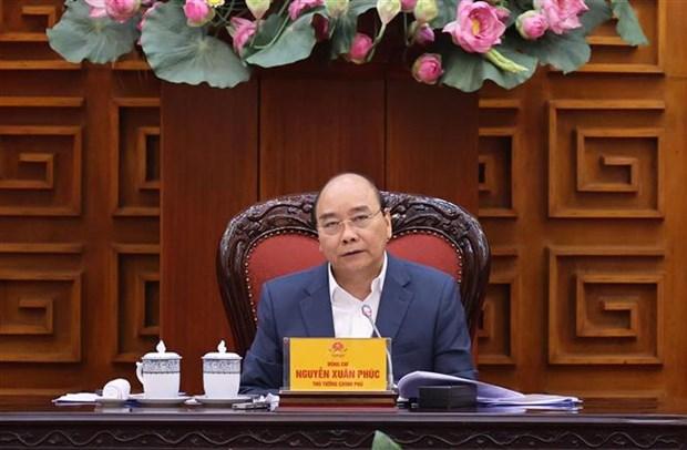 越南政府总理阮春福:加快推进自动收费系统的设备安装进度 hinh anh 1