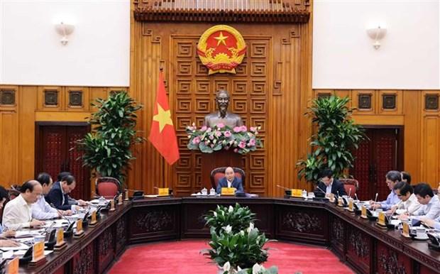 越南政府总理阮春福:加快推进自动收费系统的设备安装进度 hinh anh 2