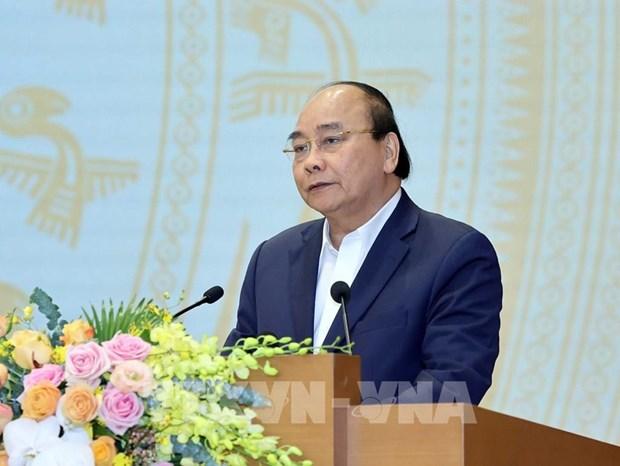 政府总理允许举办全国旅游会议 hinh anh 1