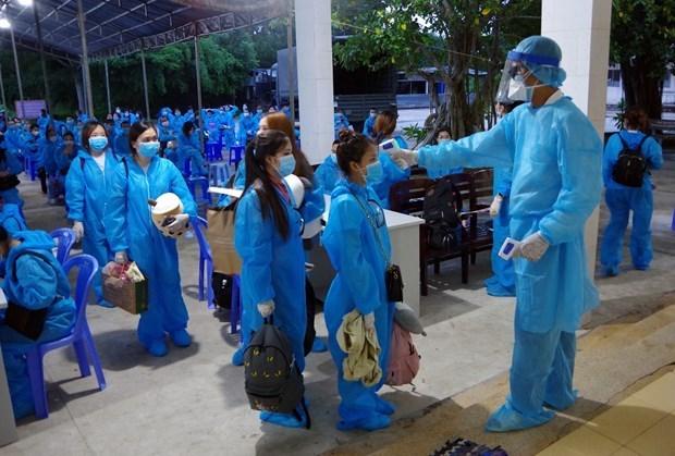 新冠肺炎疫情:越南新增10例境外输入性病例 hinh anh 1