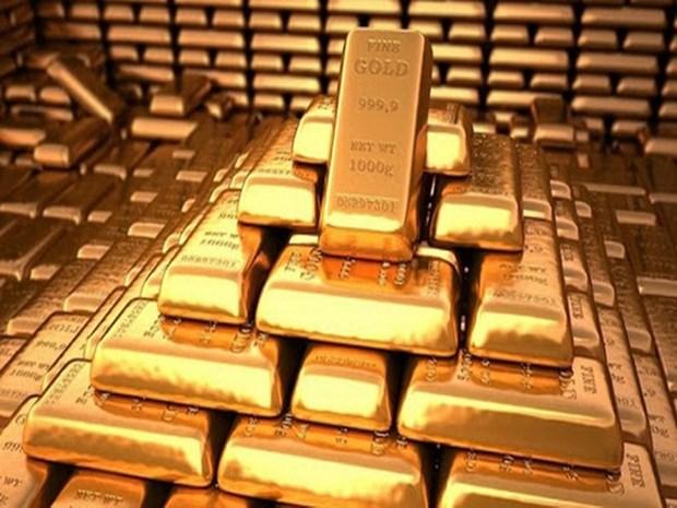 26日上午越南国内黄金价格小幅回升 hinh anh 1
