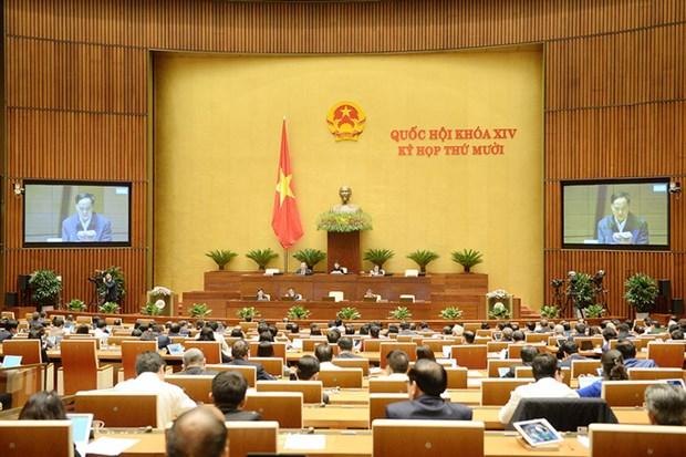 第十五届国会代表选举将于2021年5月23日举行 hinh anh 1
