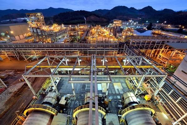 越南马山高科技材料与日本三菱综合材料合作发展领先的高科技钨材料平台 hinh anh 1