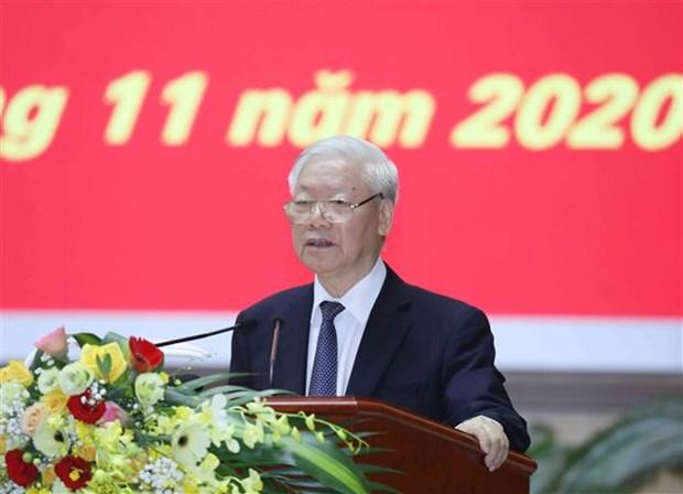 越通社简讯2020.11.27 hinh anh 1