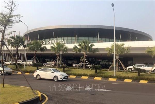 平定省提议将符吉航空港列入全国机场和航空港发展总体规划 hinh anh 1