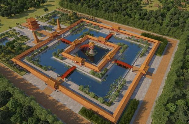 通过虚拟现实技术探索李朝时期寺庙建筑遗产 hinh anh 2